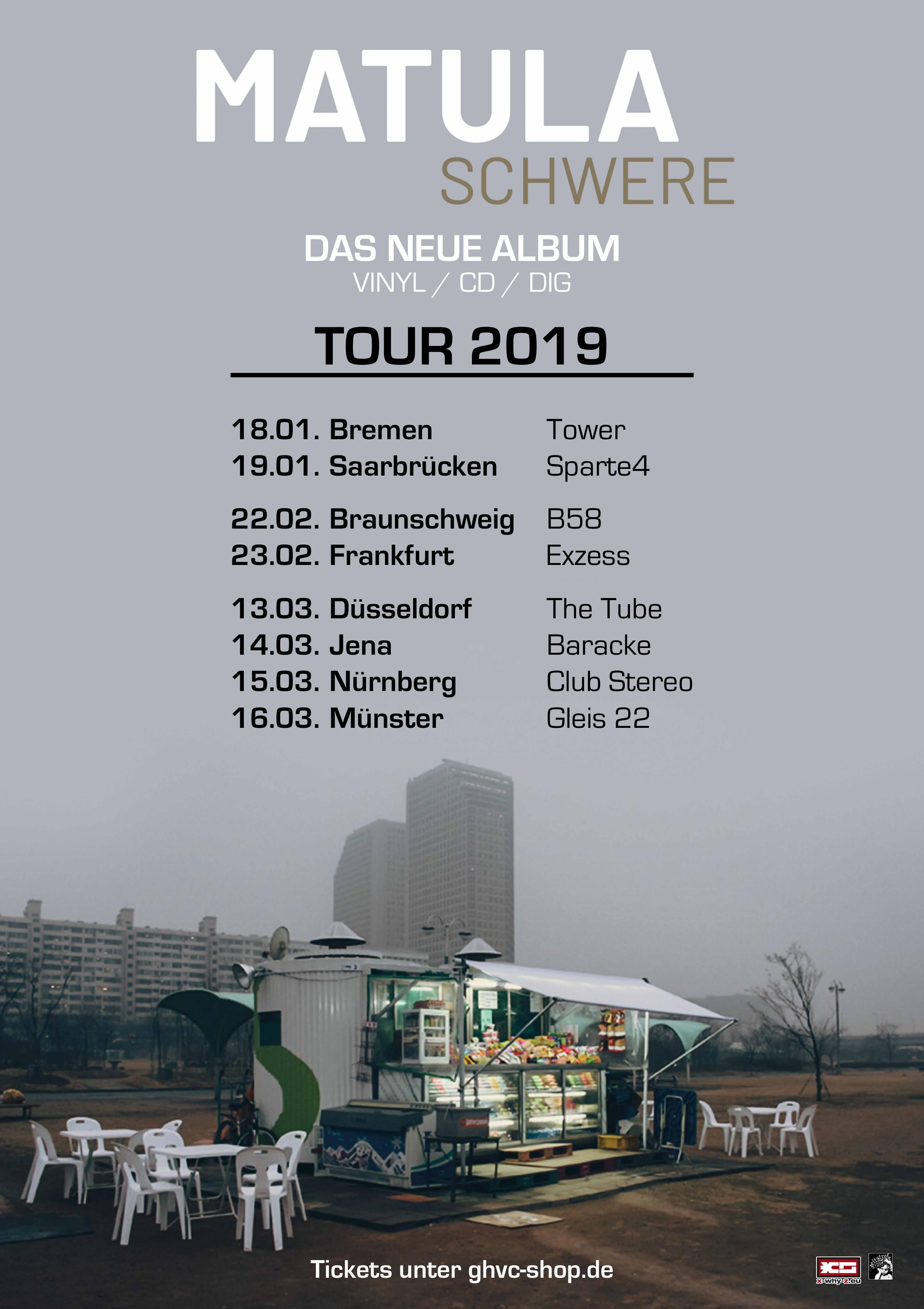 Matula Tour